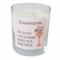 Dekassa Cosmopolitan Cocktail Candle